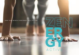 Zenergy active logo